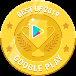 Play Award from Google, 2019